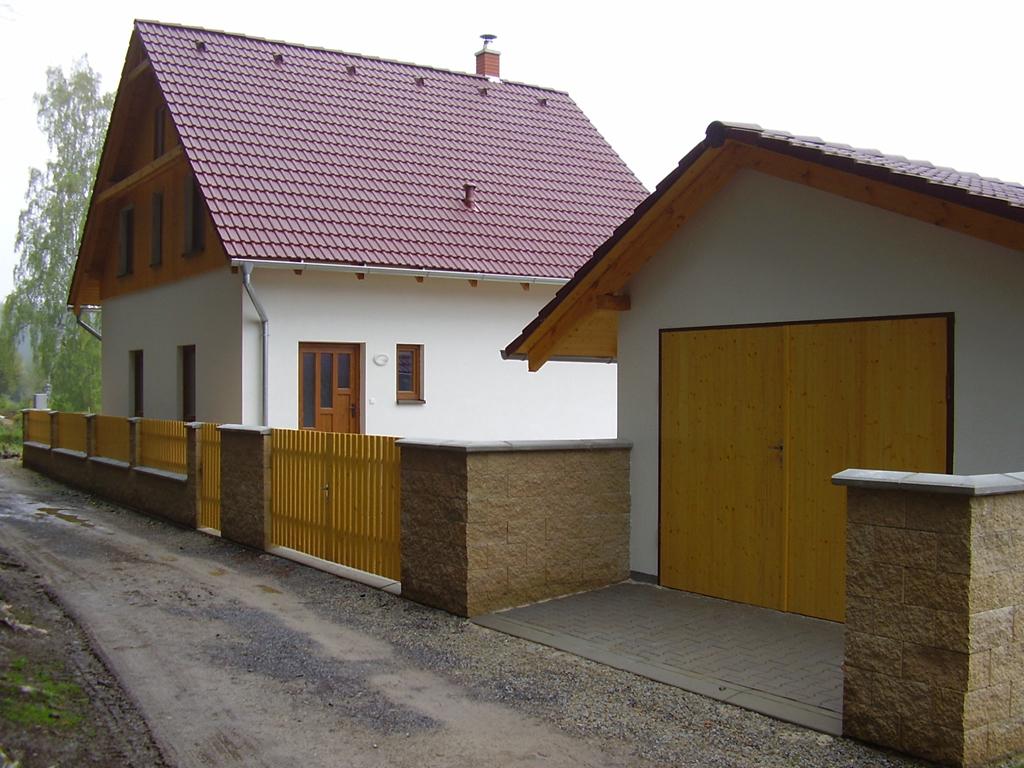 Reference - rodinné domy